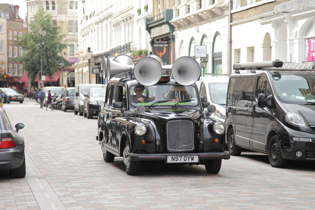 Sound Taxi